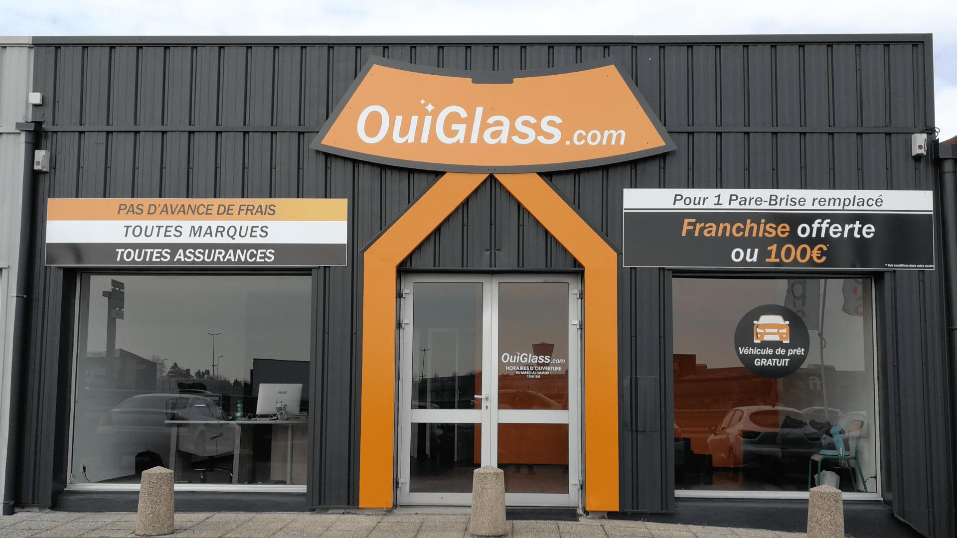 Ouiglass ORANGE